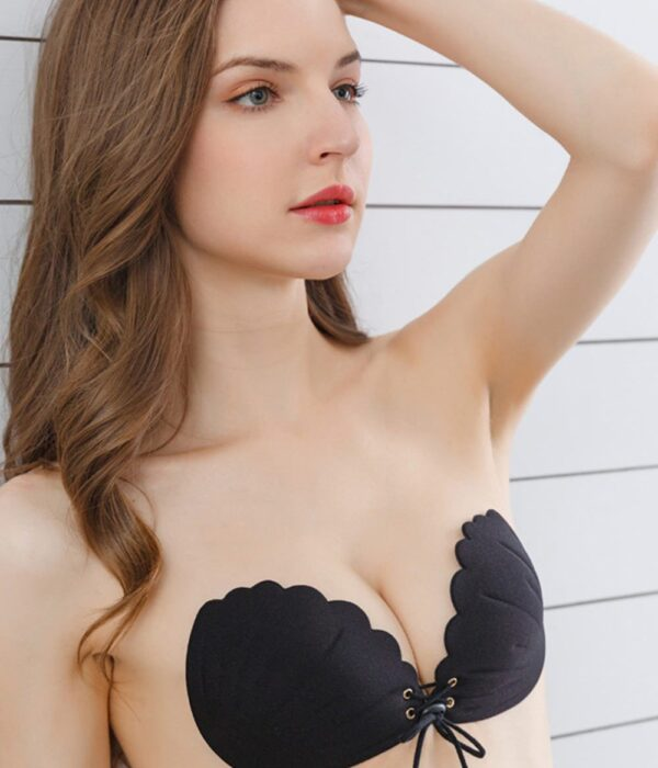 Invisible Strapless Backless Fabric Adhesive Bras - Niidor