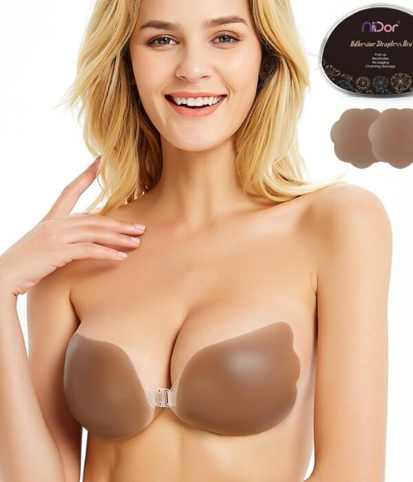 Invisible Reusable Silicone Bra - Niidor