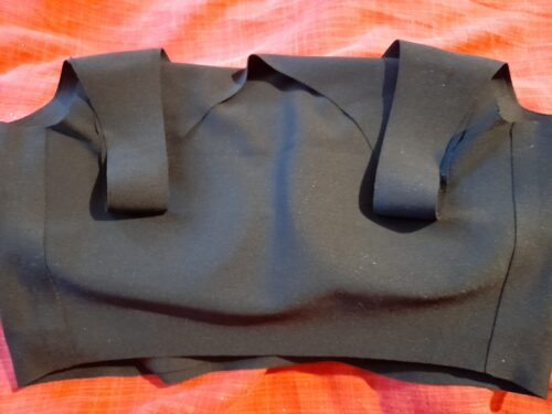 Seamless Thin Soft Comfy Daily Bralette photo review